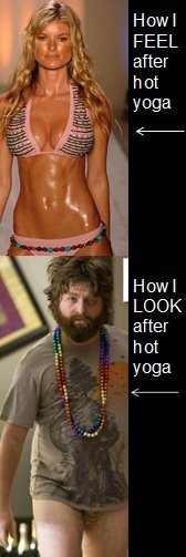 hot yoga zack